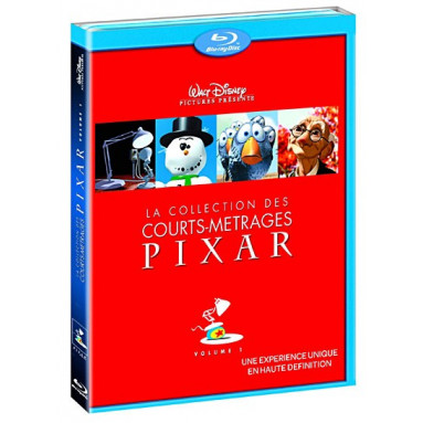 PIXAR COURTS METRAGES VOLUME 1