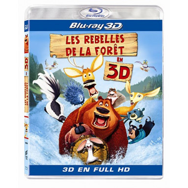 REBELLES DE LA FORET 3D