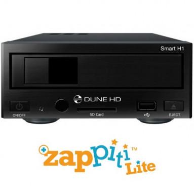 DUNE HD SMART H1 + ZAPPITI DUNE HD