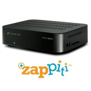 DUNE HD TV-301 + ZAPPITI DUNE HD