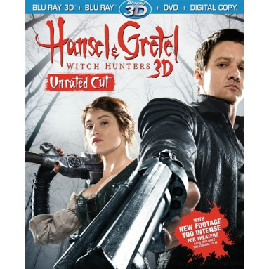 HANSEL & GRETEL WITCH HUNTERS 3D