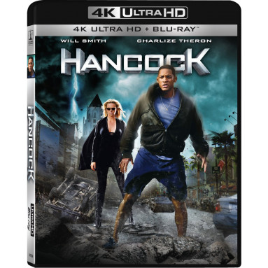 HANCOCK (ULTRA HD BLU RAY)