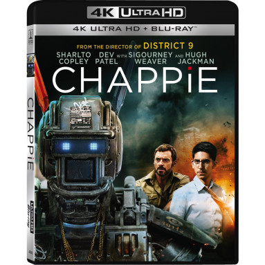 CHAPPIE (ULTRA HD BLU RAY)