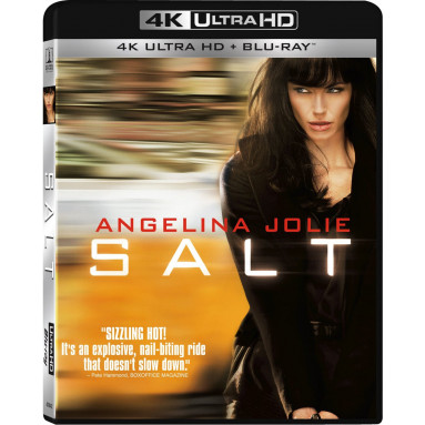 SALT (ULTRA HD BLU RAY)