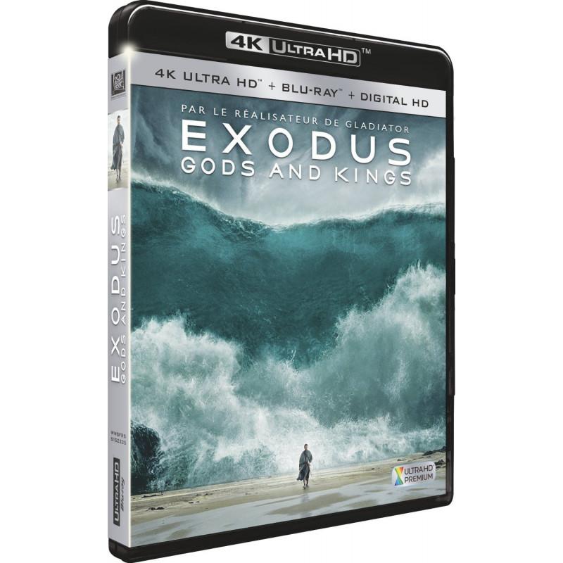 EXODUS GODS AND KINGS (ULTRA HD BLU RAY)