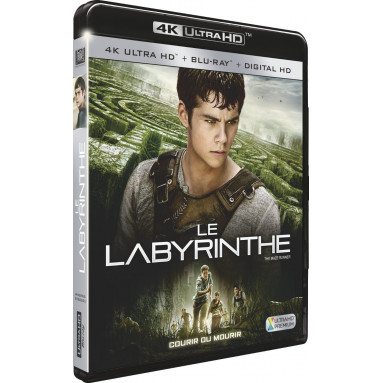 LABYRINTHE (ULTRA HD BLU RAY)
