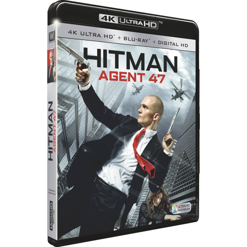 HITMAN AGENT 47 (ULTRA HD BLU RAY)