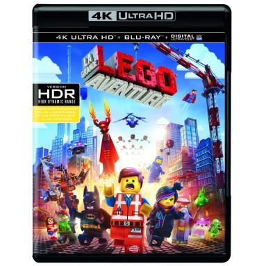 GRANDE AVENTURE LEGO (ULTRA HD BLU RAY)
