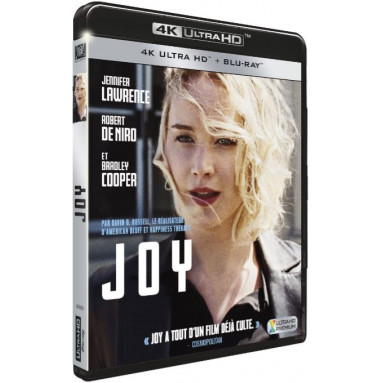 JOY (ULTRA HD BLU RAY)