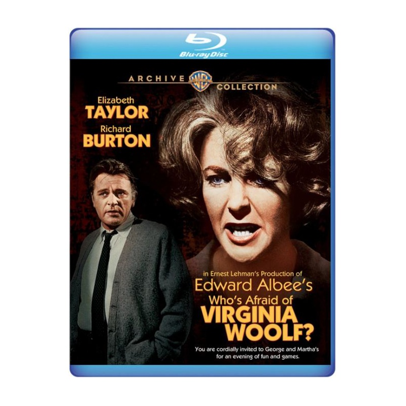 whos afraid of virginia woolf When edward albee died in 2016, he was the last representative of an american  playwriting tradition that had begun with eugene o'neill and.