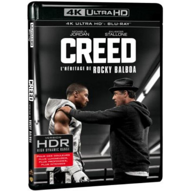 CREED (ULTRA HD BLU RAY)