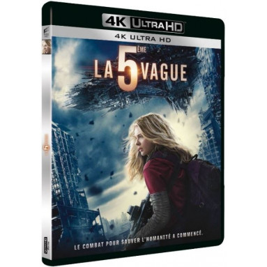 5EME VAGUE (ULTRA HD BLU RAY)