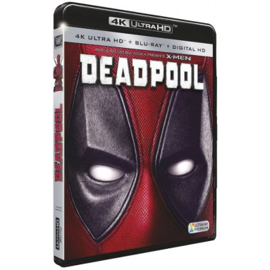 DEADPOOL (ULTRA HD BLU RAY)