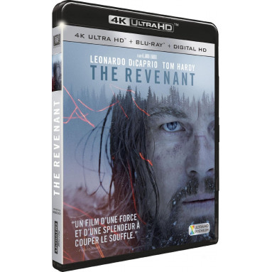 REVENANT (ULTRA HD BLU RAY)