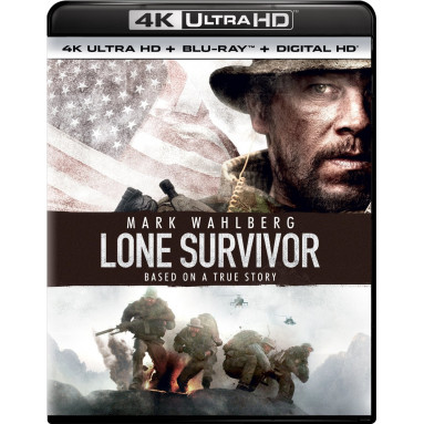 LONE SURVIVOR (ULTRA HD BLU RAY)