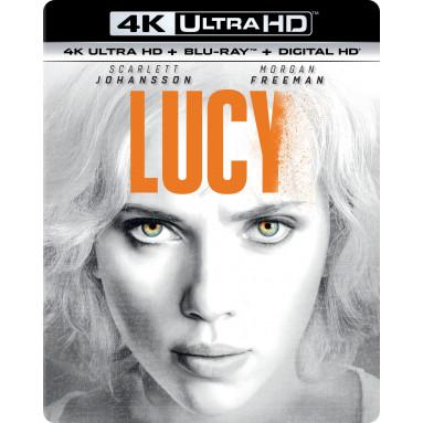 LUCY (ULTRA HD BLU RAY)