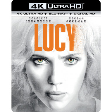 LUCY (ULTRA HD BLU RAY)