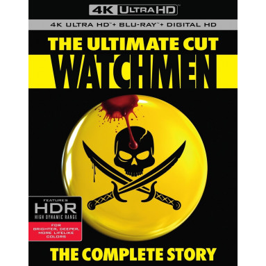 WATCHMEN (ULTRA HD BLU RAY)