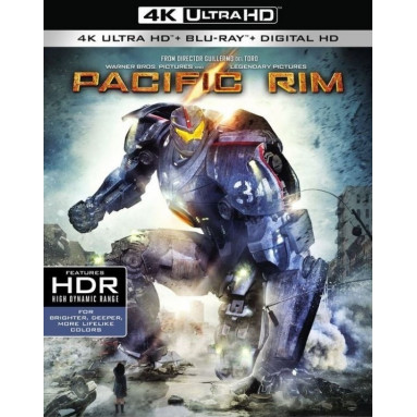 PACIFIC RIM (ULTRA HD BLU RAY)