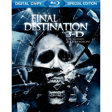 FINAL DESTINATION 3D (ANAGLYPHE)
