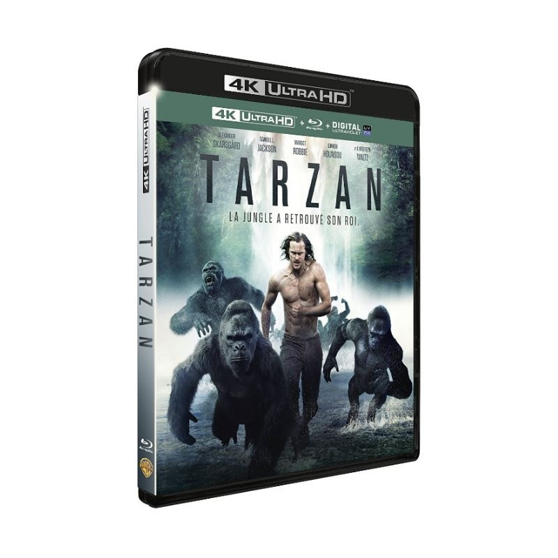 TARZAN (ULTRA HD BLU RAY)