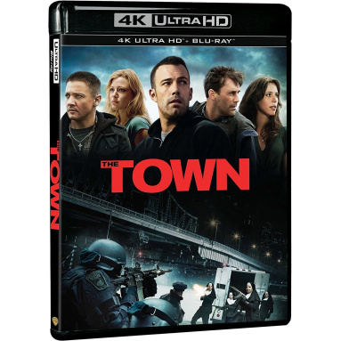 TOWN (ULTRA HD BLU RAY)