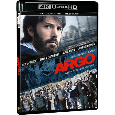 ARGO (ULTRA HD BLU RAY)