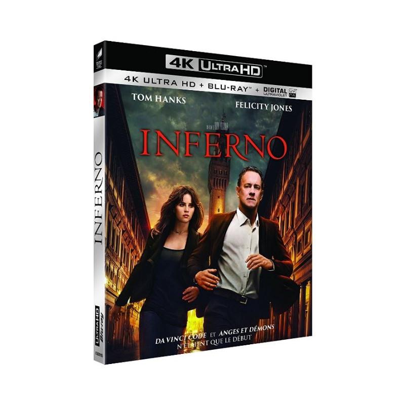 INFERNO (ULTRA HD BLU RAY)