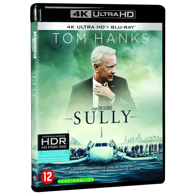 SULLY (ULTRA HD BLU RAY)