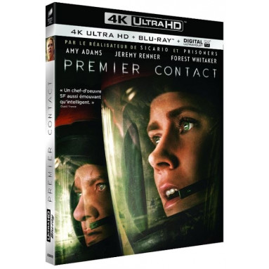PREMIER CONTACT (ULTRA HD BLU RAY)