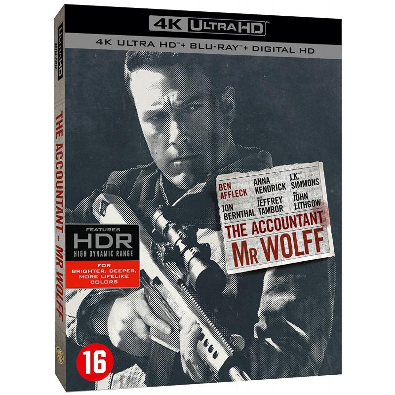 MR WOLFF (ULTRA HD BLU RAY)
