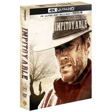 IMPITOYABLE (ULTRA HD BLU RAY)