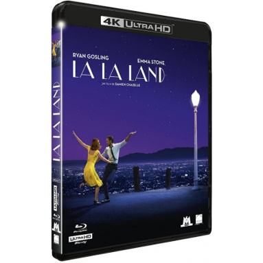 LA LA LAND (ULTRA HD BLU RAY)