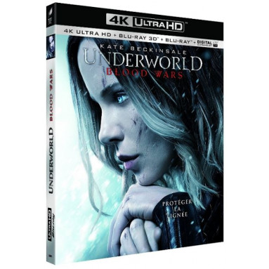 UNDERWORLD BLOOD WARS (ULTRA HD BLU RAY)