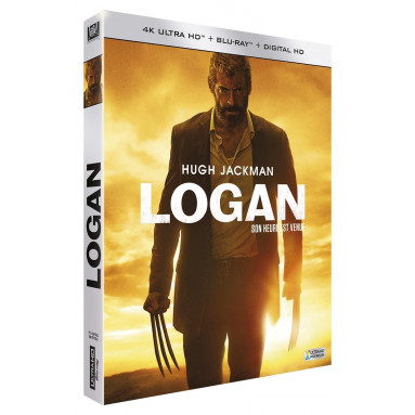 LOGAN (ULTRA HD BLU RAY)