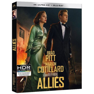 ALLIES (ULTRA HD BLU RAY)