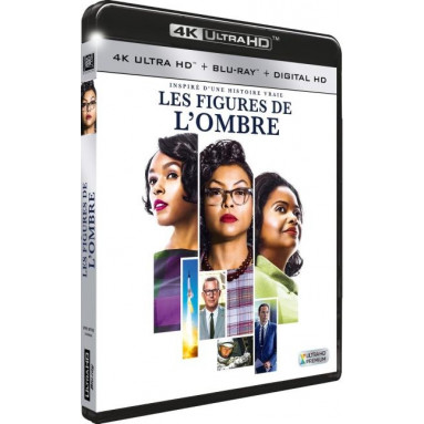 FIGURES DE L'OMBRE (ULTRA HD BLU RAY)