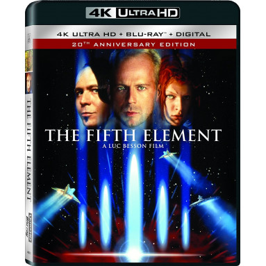 FIFTH ELEMENT (ULTRA HD BLU RAY)