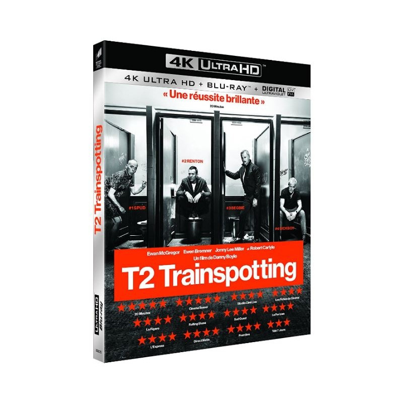 TRAINSPOTTING 2 (ULTRA HD BLU RAY)