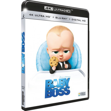 BABY BOSS (ULTRA HD BLU RAY)