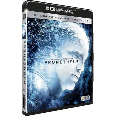 PROMETHEUS (ULTRA HD BLU RAY)