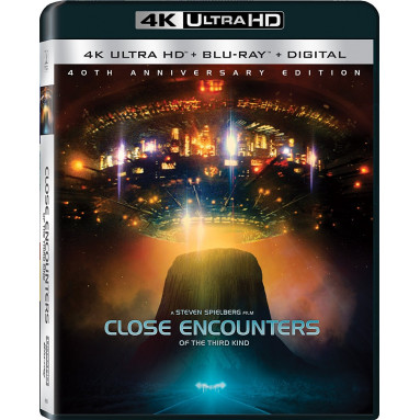 CLOSE ENCOUNTERS OF THE THIRD KIND (ULTRA HD BLU RAY)