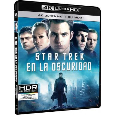 STAR TREK INTO DARKNESS (ULTRA HD BLU RAY)