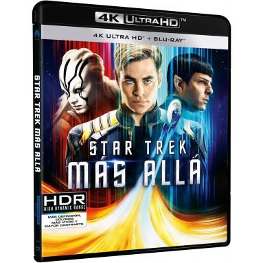 STAR TREK SANS LIMITES (ULTRA HD BLU RAY)