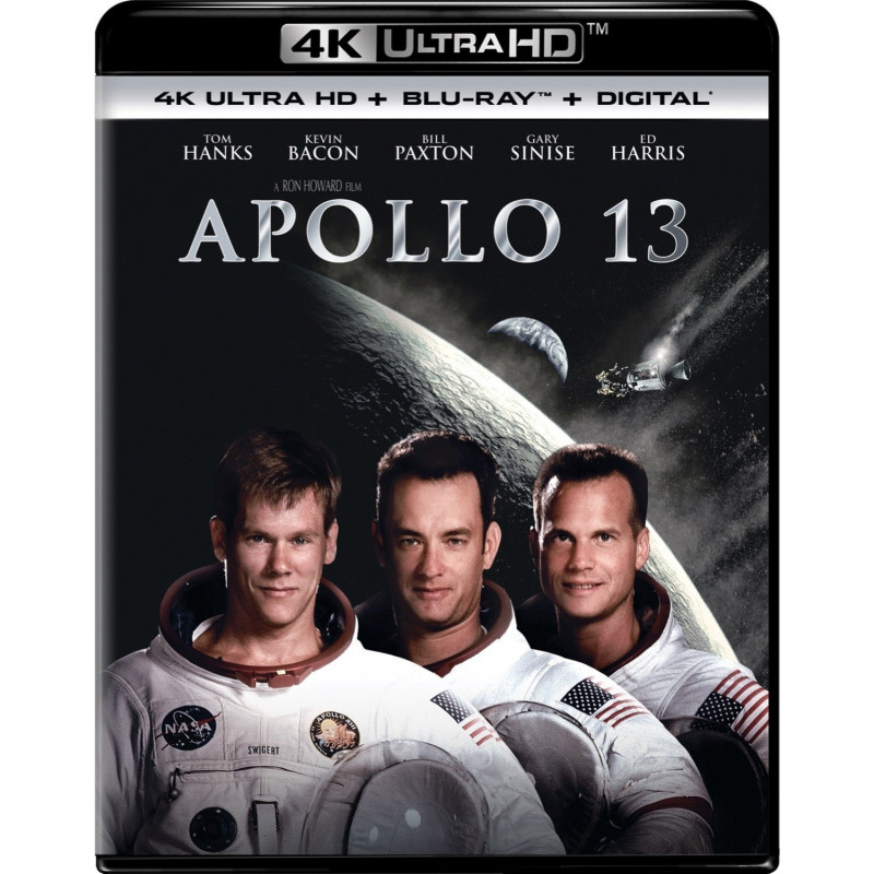 APOLLO 13 (ULTRA HD BLU RAY)