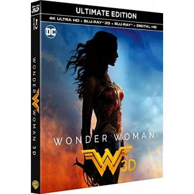 WONDER WOMAN (ULTRA HD BLU RA + 3D)