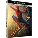 SPIDER-MAN HOMECOMING (ULTRA HD BLU RAY + 3D)