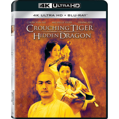 CROUCHING TIGER HIDDEN DRAGON (ULTRA HD BLU RAY)