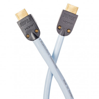 SUPRA CABLE HDMI 4 M HIGH SPEED + ETHERNET SUPRA