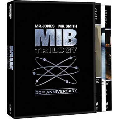 MEN IN BLACK TRILOGY (ULTRA HD BLU RAY)